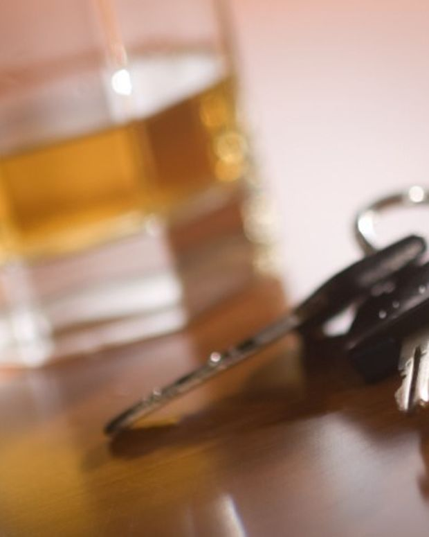 Police: Drunk Mother Let 8-Year-Old Steer Car (Photo) Promo Image