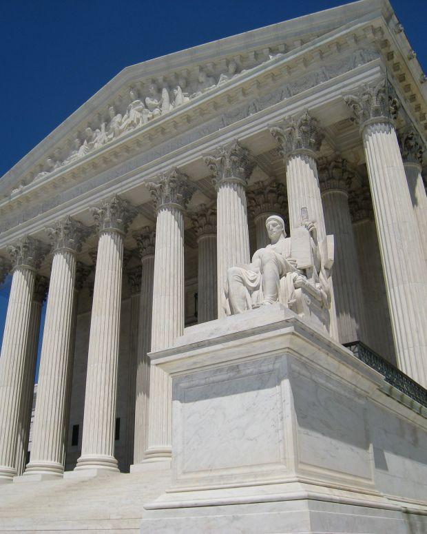 Supreme Court Hears Racial Gerrymandering Case Promo Image