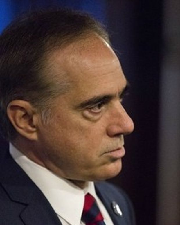 Trump Taps VA Undersecretary Shulkin To Lead Department Promo Image