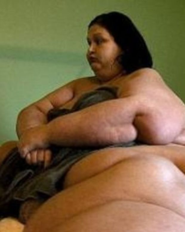 1,000-Pound Woman Who Was Once Known As 'Half Ton Killer' Gets New Start (Photos) Promo Image