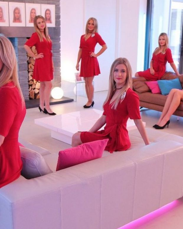 New Dating TV Show: 'Game Of Clones' (Video) Promo Image