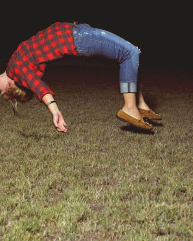 Some Say Woman's Behavior Resembles Demonic Possession (Video) Promo Image