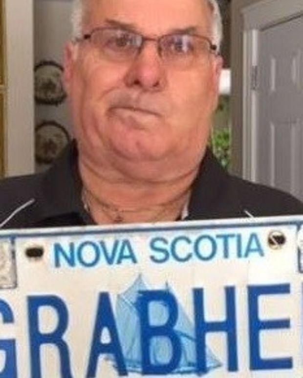 Man Barred From Using License Plate With His Last Name (Photo) Promo Image