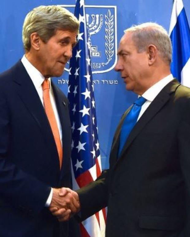 White House Will Veto UN Recognition Of Palestine Promo Image