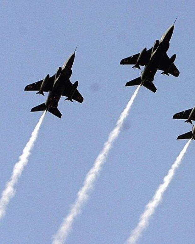 Russia And China Make Gains On U.S. Military Promo Image
