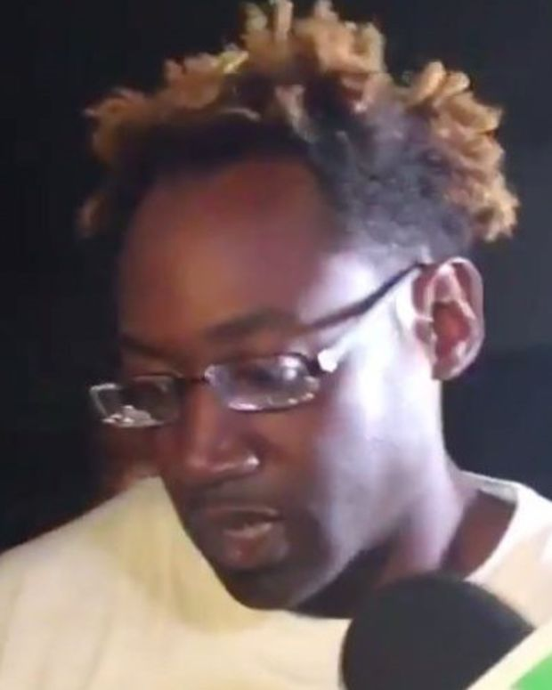 Accused Cop Killer: 'I'm Sorry' Promo Image