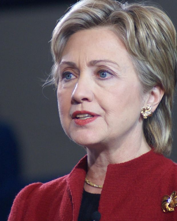 Clinton Campaign Denies Abedin Leaked Info Promo Image