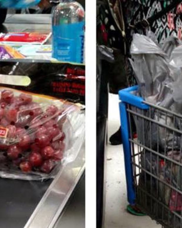 Man's Post About Food Stamps Goes Viral (Photo) Promo Image