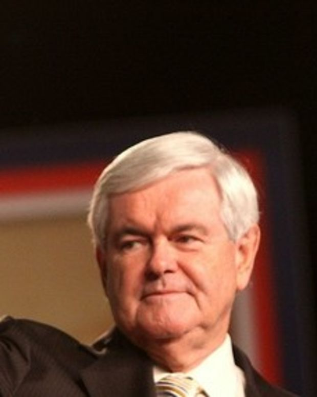 Gingrich Says He Will Not Be Serving In Trump's Cabinet Promo Image