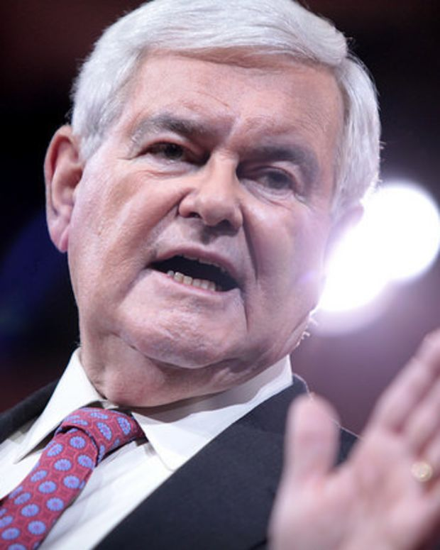 Gingrich: Clinton The Most Corrupt Candidate Ever Promo Image