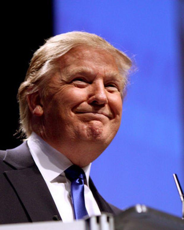 Trump Praises Putin's Response To Obama Promo Image