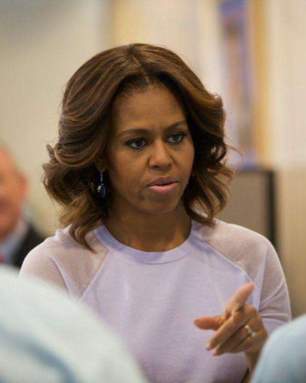 Hackers Release Michelle Obama's Passport Promo Image