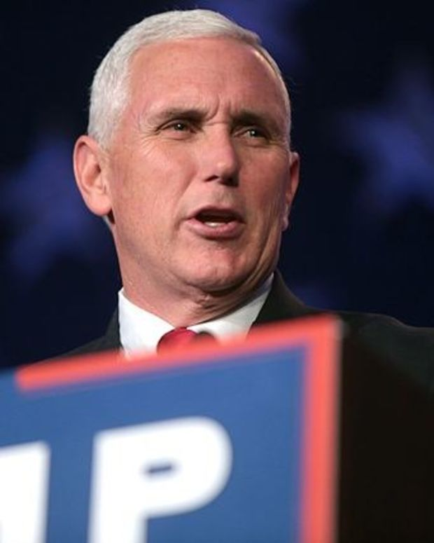 Pence Used Private Email While Indiana Governor Promo Image