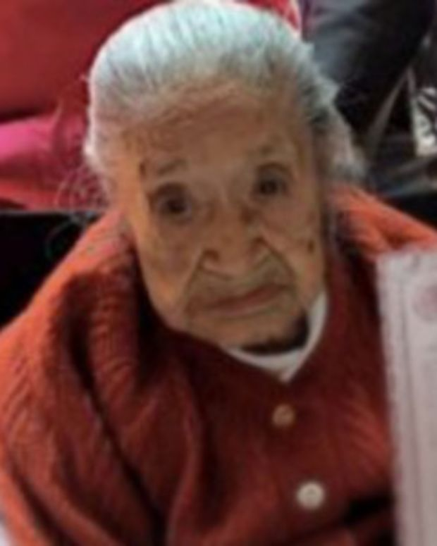 Woman, 117, Finally Proves Her Age - And Then Tragedy Strikes Promo Image
