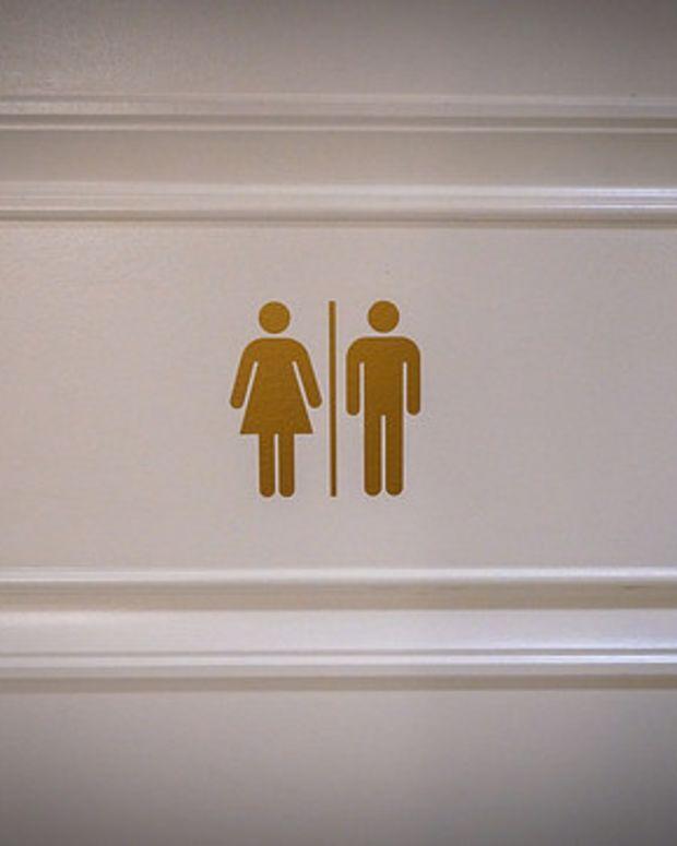 Trump Will Revoke Rules On Transgender Bathrooms Promo Image