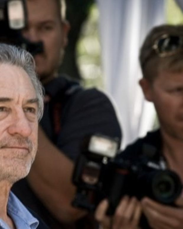 De Niro Said He'd Leave America If Trump Won; Here's Where He's Going Promo Image