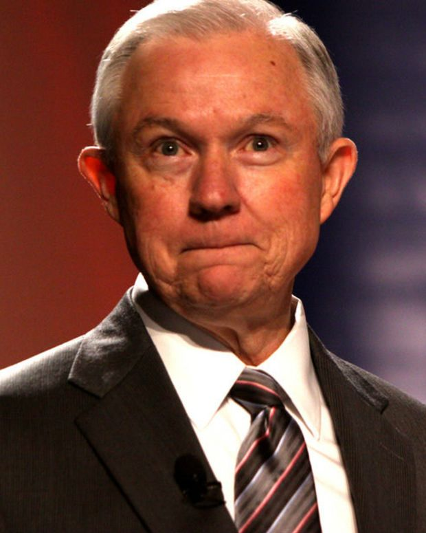 Sessions Recuses Himself From Russia Investigation Promo Image