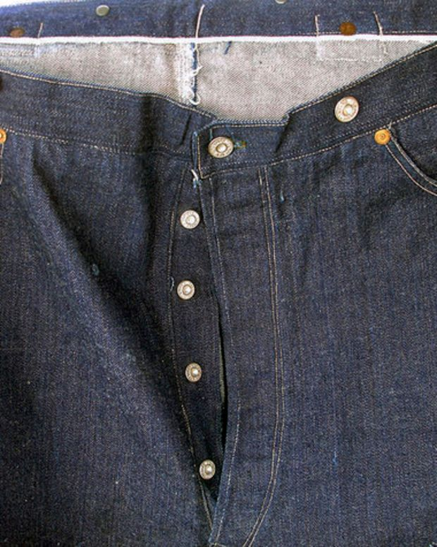 124-Year-Old Jeans May Be Worth Tens Of Thousands Promo Image