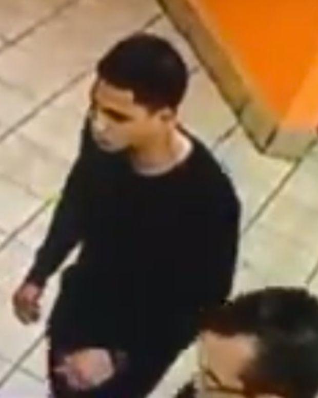 Man Beats Woman, Orders Food, Beats Her Again (Video) Promo Image