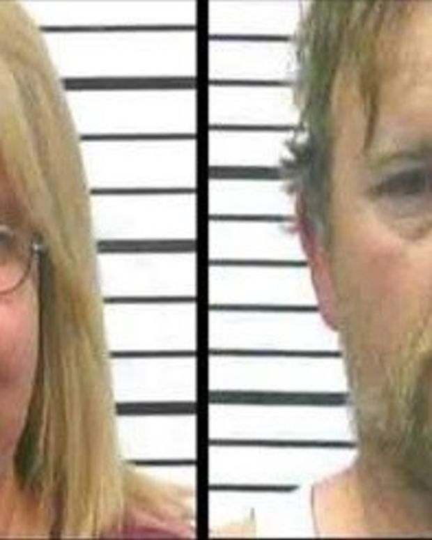 Parents Arrested After Officials Discover What They Did To 5-Year-Old Girl Promo Image