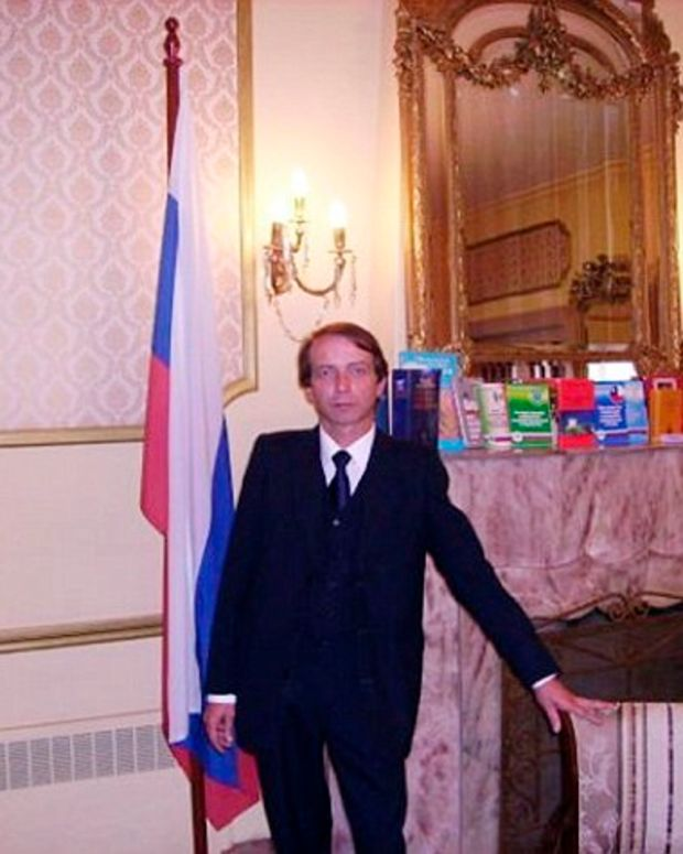 Russian Diplomat Shot Dead Before Ambassador Murdered Promo Image