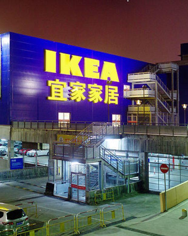 Photos Of Half-Naked IKEA Customer Go Viral (Photos) Promo Image