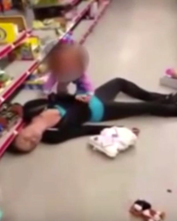 Cops: Toddler Tried To Revive Mom After Overdose (Video) Promo Image