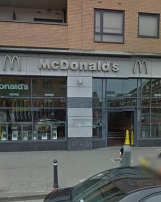 10-Year-Old Boy Suffers Cardiac Arrest At McDonald's Promo Image