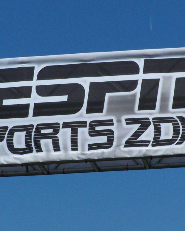 ESPN Under Fire For Altering Tiger Woods' Mugshot (Photos) Promo Image