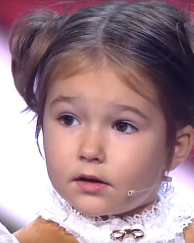 Little Girl, 4, Speaks Seven Different Languages (Video) Promo Image