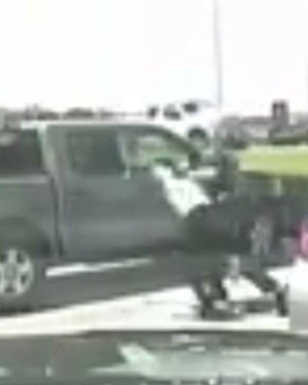 Cop Body Slams Black Teacher, Goes On Racist Rant (Video) Promo Image