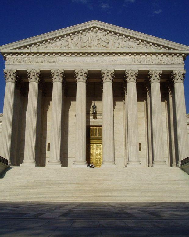 Supreme Court Reinstates Bulk Of Trump's Travel Ban Promo Image