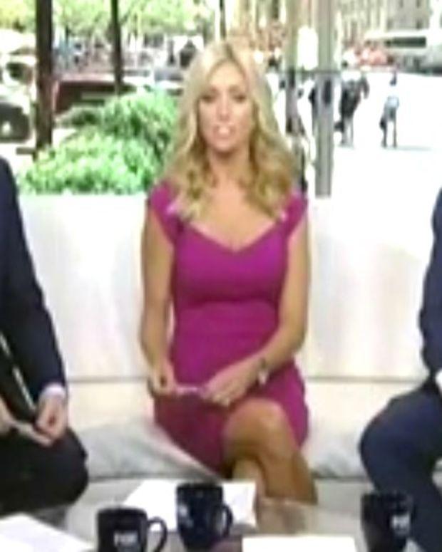 Fox News: Hillary's Glasses = Brain Damage? (Video) Promo Image