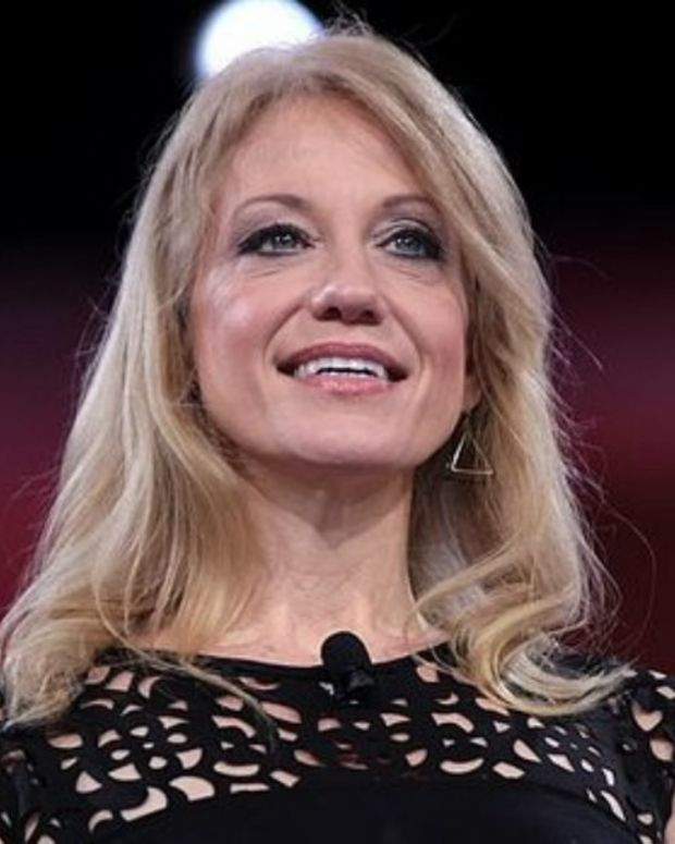 Kellyanne Conway Apologizes For Promoting Ivanka Trump Promo Image