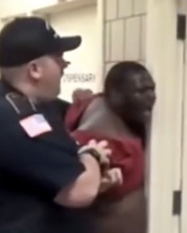 Black Man Begs For Life Before Dying In Jail (Video) Promo Image