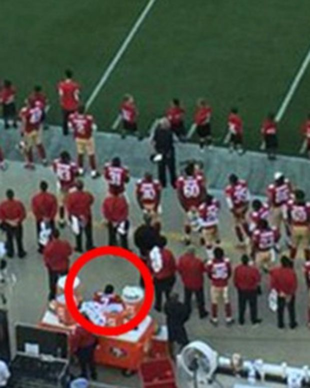 Things Go From Bad To Worse For Colin Kaepernick Promo Image