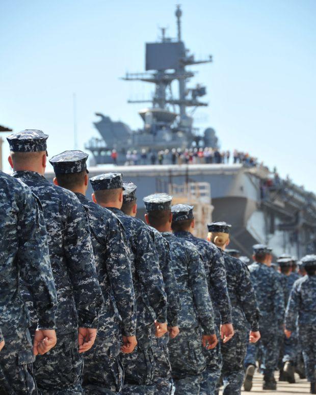 Navy Criminalizes Distributing Nude Photos Promo Image