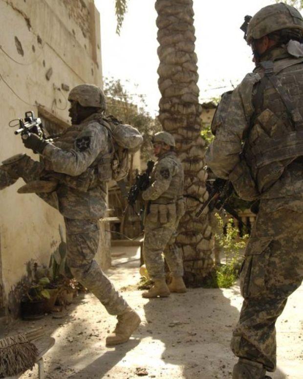Iraqis Sue US For 2003 Invasion After JASTA Override Promo Image