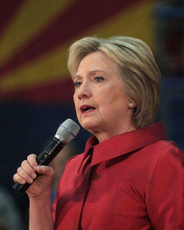 Poll: Hillary Clinton Now Less Popular Than Trump Promo Image