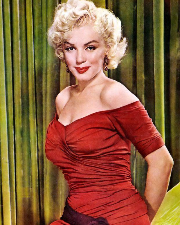 Proof Of Marilyn Monroe's 'Secret Pregnancy' Released (Photos) Promo Image
