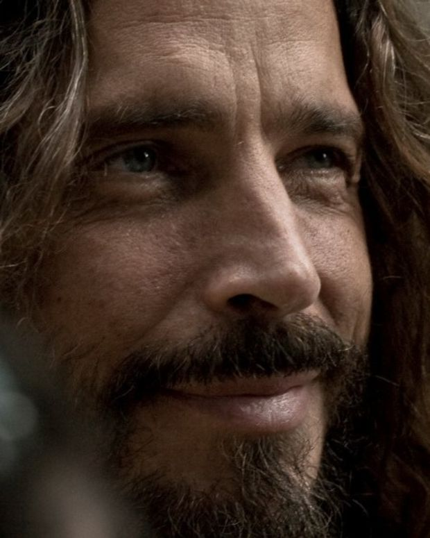 Chris Cornell Shared Dark Post Hours Before Death Promo Image