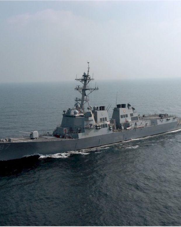 US Retaliatory Strikes Destroy Yemeni Rebel Outposts Promo Image
