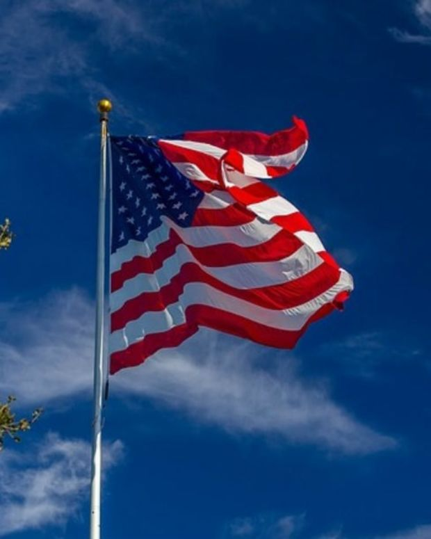 American Flag To Fly Again At Hampshire College Promo Image