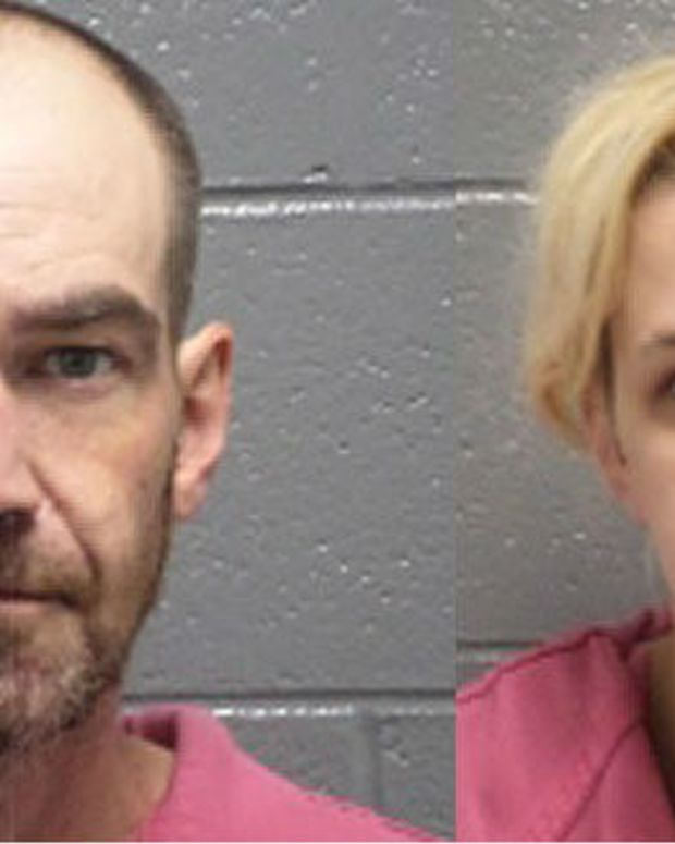 Police Find Couple And Kids Living In Shed Promo Image