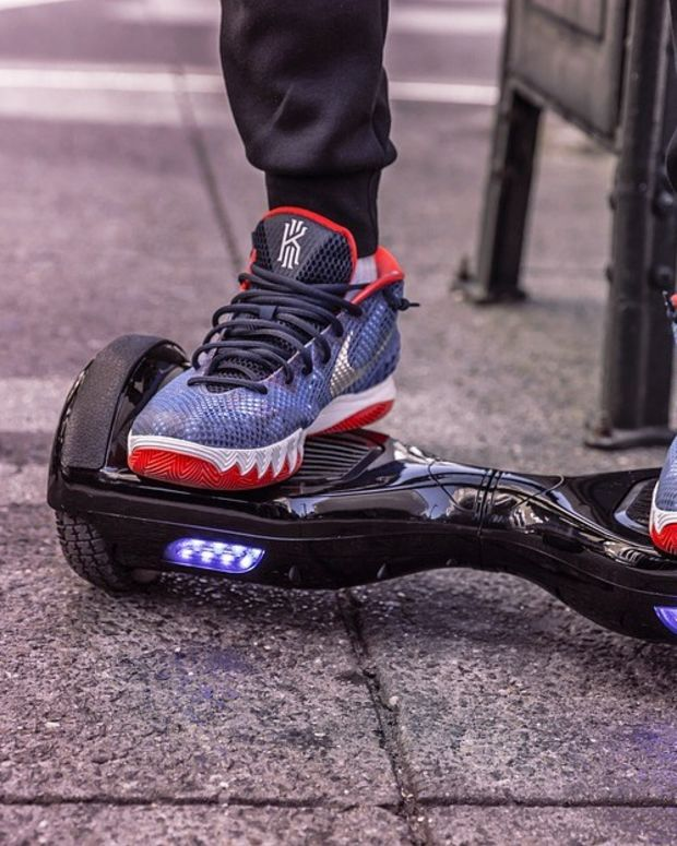 4-Year-Old Girl Dies In Fire Started By Hoverboard (Photos) Promo Image