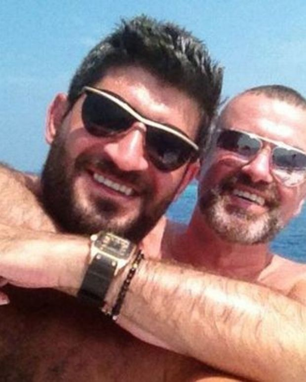 George Michael's Boyfriend Says Singer Died Alone In Bed Promo Image