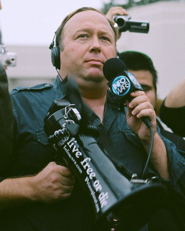 Alex Jones Releases Tapes Of Megyn Kelly Interview (Video) Promo Image
