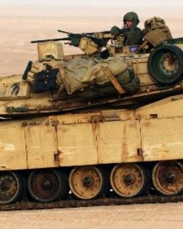 US Sells $1.15 Billion In Weapons To Saudi Arabia Promo Image
