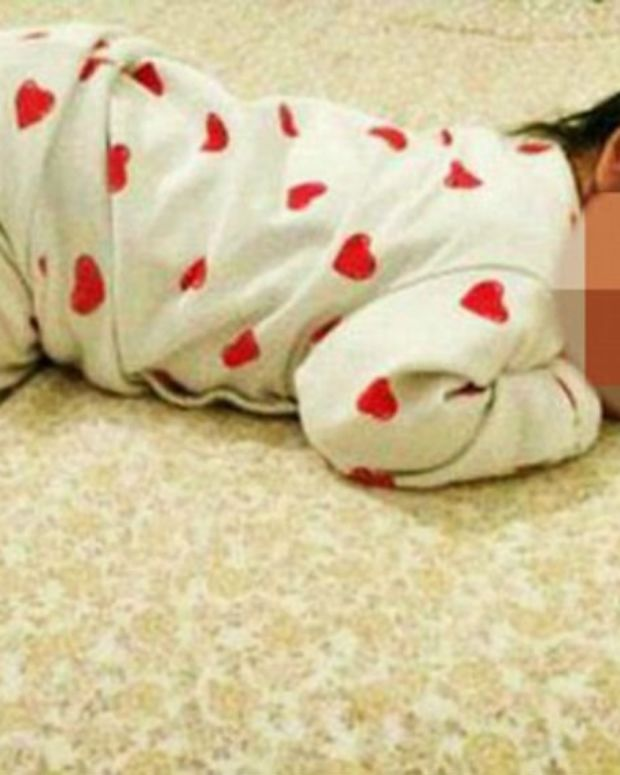 Newborn Put Up For Sale On Ebay Promo Image