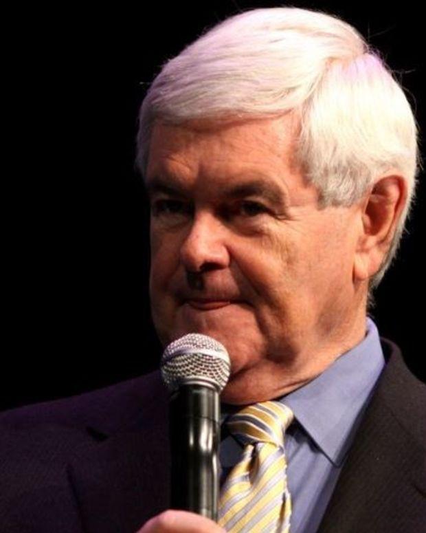 Gingrich: Trump Has No Plan To Defeat ISIS Promo Image